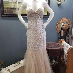 Jovani Formal Mermaid Dress, Prom Dress Sleeveless